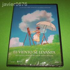 EL VIENTO SE LEVANTA STUDIO GHIBLI DVD NUEVO Y PRECINTADO