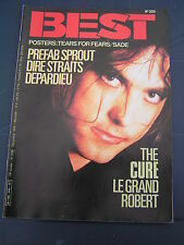 BEST 1985 209 THE CURE ROBERT SMITH  DIRE STRAITS PREFAB SPROUT   SIMPLY RED
