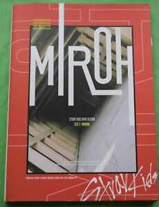 STRAY KIDS Clé 1 : MIROH Mini Album Limited Edition Version Photobook Official