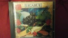 LIGABUE - LAMBRUSCO COLTELLI ROSE... CD TIMBRO SIAE ROSSO A SECCO