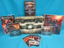 Starcraft II Wings of Liberty Collector's Edition Set Blizzard