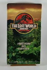 The Lost World Jurassic Park Vhs Tape