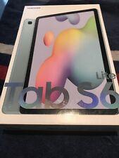 "Samsung Galaxy Tab S6 Lite SM-P610 64GB, Wi-Fi, 10.4"" - Angora Blue A1 Condition"