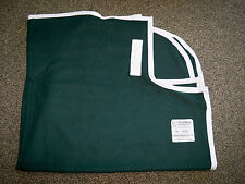 New With Tags Curvon Fleece Cooler Dress Sheet Hunter Green Size 80 Inches