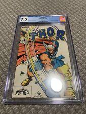 The Mighty Thor 337 CGC 7.5 1st Beta Ray Bill!!!
