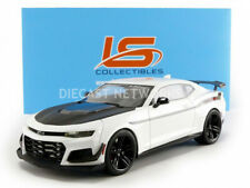 LS Collectibles 2017 CHEVROLET CAMARO ZL1 1LE HENNESSEY EXORCIST White 1/18 New
