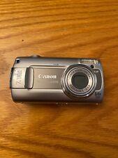 Canon PowerShot A470 7.1MP Digital Camera - Gray