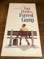 Forrest Gump VHS VCR Video Tape Movie Tom Hanks Used
