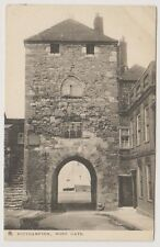 Hampshire postcard - Southampton, West Gate