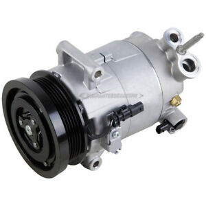 For Buick Envision 2016 2017 OEM AC Compressor & A/C Clutch DAC