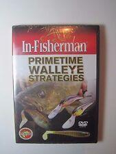 (DVD) In-Fisherman: PRIMETIME WALLEYE STRATEGIES - Sealed