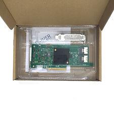 LSI SAS 9207-8i Storage controller 8 Channel - SATA 6Gb/s / SAS LSI00301