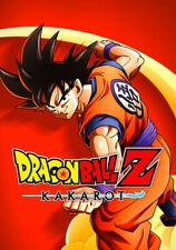 DRAGON BALL Z: KAKAROT - [Steam Account Verleih] PC STEAM ZUGANG - Region Free