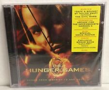 The Hunger Games Soundtrack: Songs from District 12 and Beyond CD, NEW