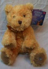 With Tag Honey Bear Plush Shining Stars Russ Berrie 34419
