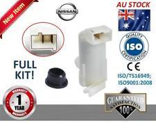 Windscreen Washer Pump Wiper Motor Nissan Pulsar Serena Sunny Almera N15 N16 SX