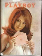 PLAYBOY February 1968 PAULETTE LINDBERG Joanna Pettet NANCY HARWOOD Bill Blass