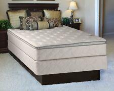 Sunset Plush Inner Spring Pillowtop Full Size Mattress and Box Spring Set