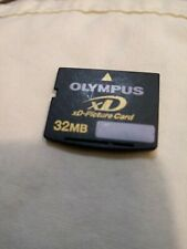 OLYMPUS xD-Picture Card 32 MB, Pre-owned