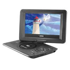 13,9'' Tragbarer DVD Player Auto mit Drehbarer Display Portable CD Player SD/USB