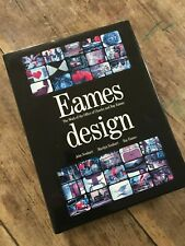 EAMES DESIGN The Work Of Charles & Ray Eames - THE EAMES BIBLE 486 pages - Chair