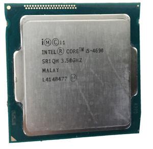 Intel Core i5-4690 3,5 GHz FCLGA1150 Quad-Core Processeur