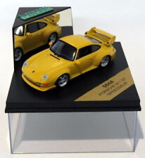 Voiture de sport de courses miniatures rouge pour Porsche