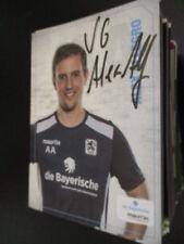 72618 Alex Allegro 1860 München Fußball original signiert Autogrammkarte