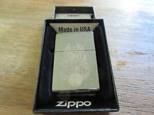 Original Zippo Feuerzeug Zauberer Magier Wizard Magician Lighter OVP NEU