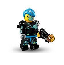 LEGO Coleccionable MINIFIGURA SERIE 16 - Cyborg Chica 71013 PRECINTO DE FÁBRICA