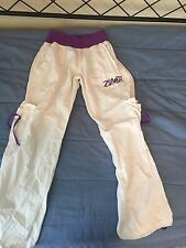 Women's Zumba Cargo pants Size Large