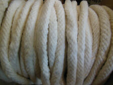 """#6 22/32"""" Cotton piping cording Conso product Selling By the Yard"""