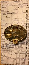 Roadway 12 Year Safety Award Pin