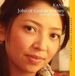 NEW CD KANA Spiritual Love Songs - Limited Edition