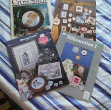 4 cross stitch magazines