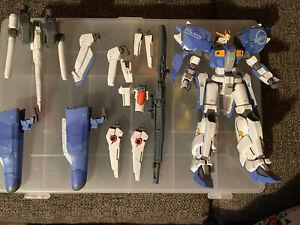 Gundam Fix Figuration #0011 Ex-S Gundam Figure & V Gundam Sentinel novel Msia