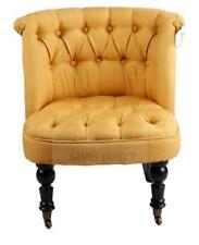Muebles de comedor de color principal amarillo para el hogar