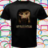 SPARTACUS BLOOD AND SAND HOT TV Men's Black T-Shirt Size S to 3XL