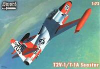LOCKHEED T2V-1/TA-1 SEASTAR (U.S. NAVY & U.S. MARINES MARKINGS) 1/72 SWORD