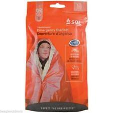 NEW Adventure Medical SOL Emergency Survival Space Blanket