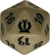 Magic Spindown Die - Theros White Spindown Dice - D20 Die MTG Magic