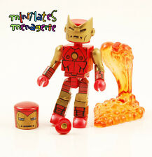 Marvel Minimates Iron Man through the Ages Mark III Armor