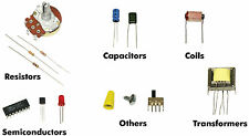 Electronic Component Kit: Model: ECK10