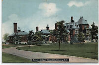 ARNOT-ODGEN HOSPITAL~ELMIRA,NEW YORK~1909 POSTCARD