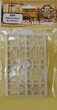 Ratio 539. Signal Box Windows - Plastic Kit (OO)