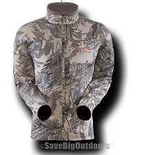 Sitka Ascent Warm Weather Hunting Jacket Optifade Open Country Camo 2XL
