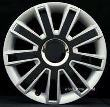 "4x14"" wheel trims fits TOYOTA YARIS , AYGO, AVENSIS +FREE GIFT"