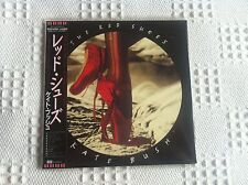 Kate Bush  The Red Shoes  Japan Mini LP (Edición Japonesa)