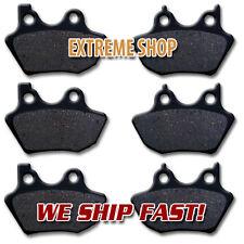 HARLEY Front Rear Brake Pads FLHTC FLHTCi Electra 04-07