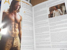 Out In Jersey Alexander Skarsgard Coaching Sex Scenes Boners, ORLANDO  2016 Gay